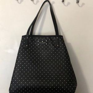 Kate spade kennywood Sydney tote bag black